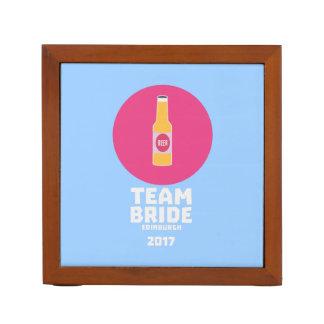 Team bride Edinburgh 2017 Henparty Z513r Desk Organiser