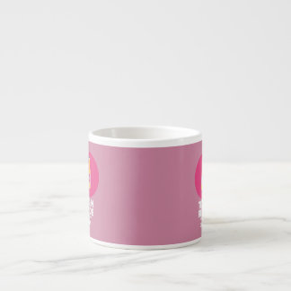 Team bride Edinburgh 2017 Henparty Z513r Espresso Cup