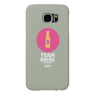 Team bride Edinburgh 2017 Henparty Z513r Samsung Galaxy S6 Cases