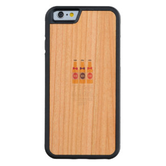 Team Bride Florence 2017 Zhy7k Carved Cherry iPhone 6 Bumper Case