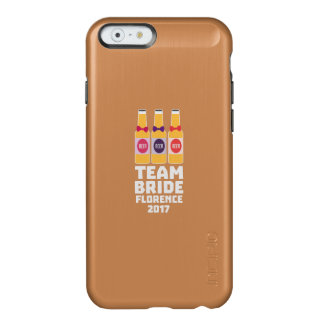 Team Bride Florence 2017 Zhy7k Incipio Feather® Shine iPhone 6 Case