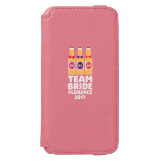 Team Bride Florence 2017 Zhy7k Incipio Watson™ iPhone 6 Wallet Case
