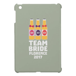 Team Bride Florence 2017 Zhy7k iPad Mini Cases