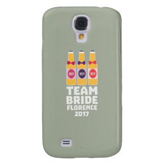 Team Bride Florence 2017 Zhy7k Samsung Galaxy S4 Case