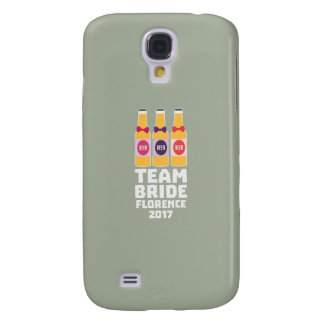 Team Bride Florence 2017 Zhy7k Samsung Galaxy S4 Cover