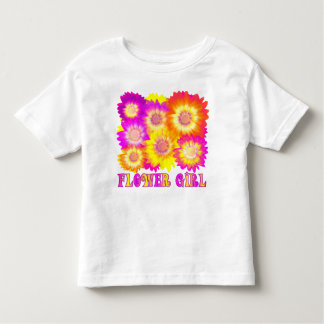 team bride,flower girl,wedding team toddler T-Shirt