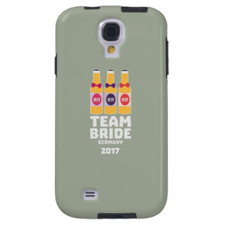 Team Bride Germany 2017 Z36e6 Galaxy S4 Case