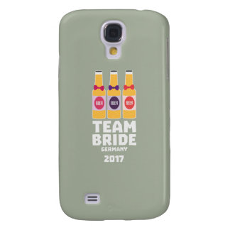 Team Bride Germany 2017 Z36e6 Galaxy S4 Cases