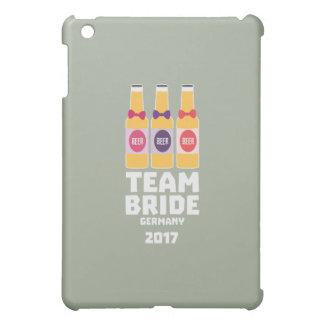 Team Bride Germany 2017 Z36e6 iPad Mini Cases