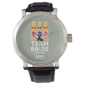 Team Bride Germany 2017 Z36e6 Watch
