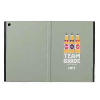 Team Bride Great Britain 2017 Zqqh7 Case For iPad Air