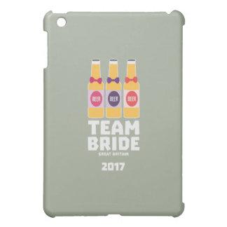 Team Bride Great Britain 2017 Zqqh7 Cover For The iPad Mini