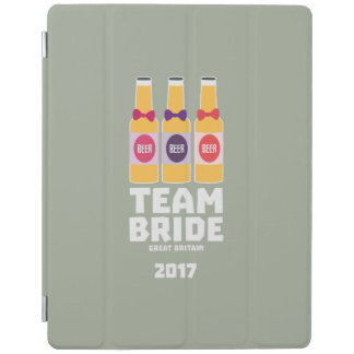 Team Bride Great Britain 2017 Zqqh7 iPad Cover