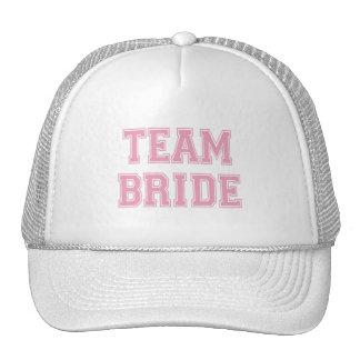 Team Bride Hats