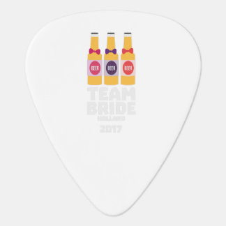 Team Bride Holland 2017 Z0on9 Plectrum