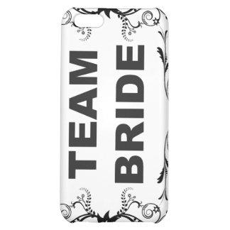 Team Bride iPhone 5C Covers