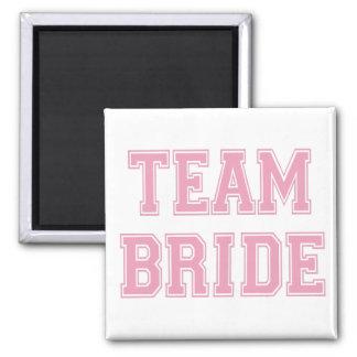 Team Bride Magnet