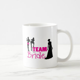 Team Bride - maid of honour Coffee Mugs