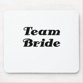 Team Bride Mousepads