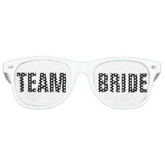 Team Bride party shades