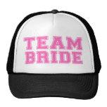 Team Bride (Pink) Trucker Hats