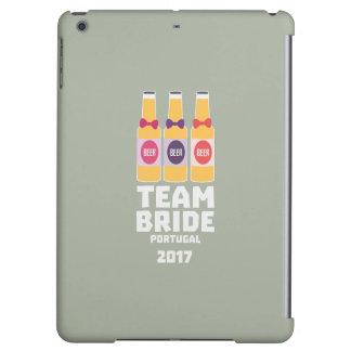 Team Bride Portugal 2017 Zg0kx iPad Air Cover