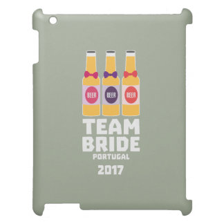 Team Bride Portugal 2017 Zg0kx iPad Covers