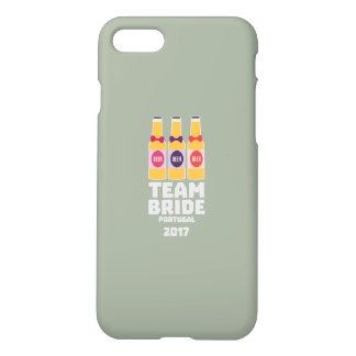 Team Bride Portugal 2017 Zg0kx iPhone 8/7 Case