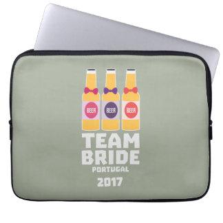 Team Bride Portugal 2017 Zg0kx Laptop Sleeve
