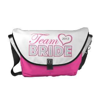 Team Bride Rickshaw Bag Courier Bag