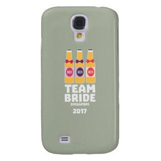 Team Bride Singapore 2017 Z4gkk Galaxy S4 Cases