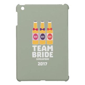 Team Bride Singapore 2017 Z4gkk iPad Mini Covers