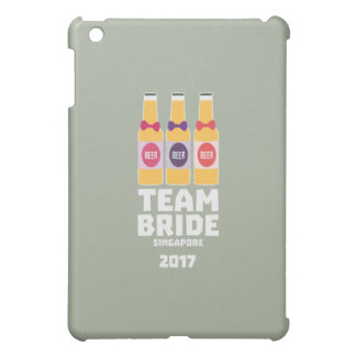 Team Bride Singapore 2017 Z4gkk iPad Mini Covers