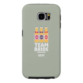 Team Bride Singapore 2017 Z4gkk Samsung Galaxy S6 Cases