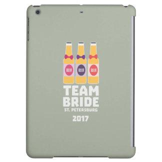 Team Bride St. Petersburg 2017 Zuv92 iPad Air Cover