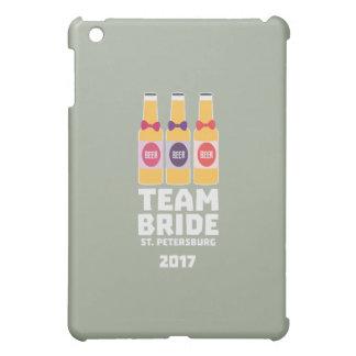 Team Bride St. Petersburg 2017 Zuv92 iPad Mini Case