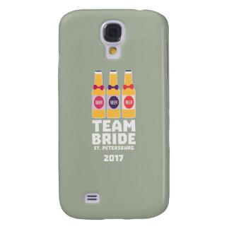 Team Bride St. Petersburg 2017 Zuv92 Samsung Galaxy S4 Cover