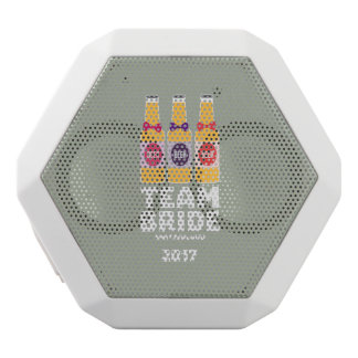 Team Bride Switzerland 2017 Ztd9s White Bluetooth Speaker