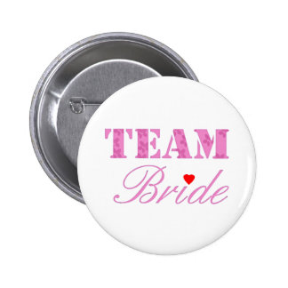 Team Bride Theme Pin