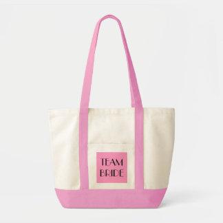 Team Bride Tote Tote Bag