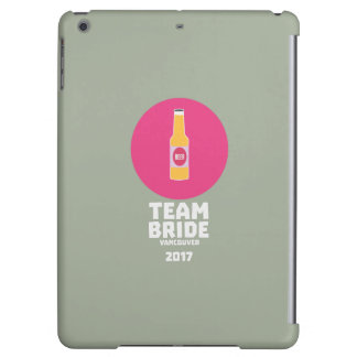 Team bride Vancouver 2017 Henparty Zkj6h Case For iPad Air