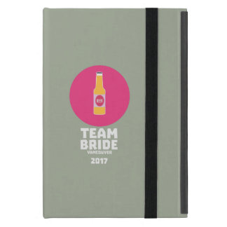 Team bride Vancouver 2017 Henparty Zkj6h Cover For iPad Mini