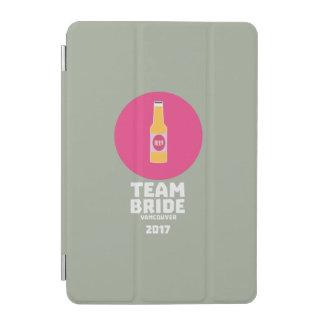 Team bride Vancouver 2017 Henparty Zkj6h iPad Mini Cover