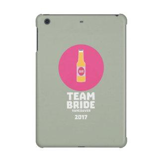 Team bride Vancouver 2017 Henparty Zkj6h iPad Mini Retina Case