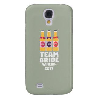 Team Bride Vancouver 2017 Z13n1 Samsung Galaxy S4 Case
