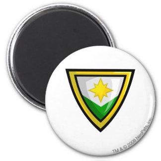 Team Brightvale Logo Magnet