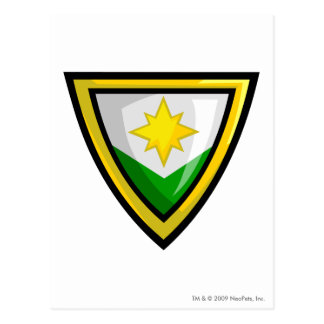 Team Brightvale Logo Postcard