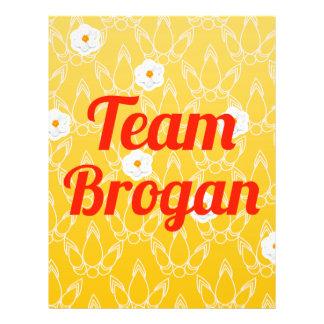 Team Brogan Flyers