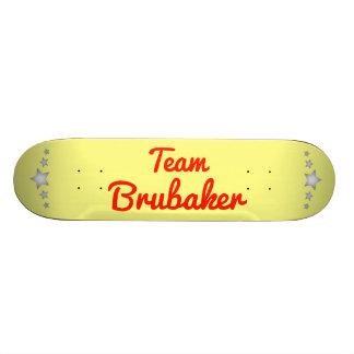 Team Brubaker Skateboard Decks