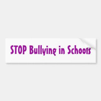 Team Bryson - Anti-Bullying bumper sticker 3